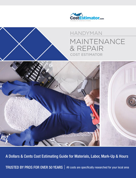 Handyman Maintenance & Repair Cost Estimator   HOMETECH SYSTEMS