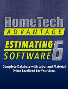 Estimating Software 6   HOMETECH SYSTEMS