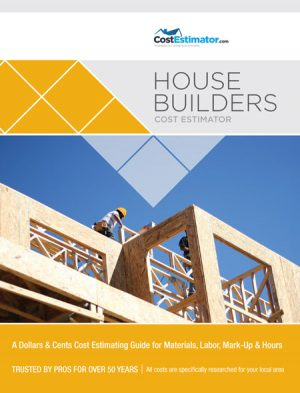 House Builders Book - Cost Estimator